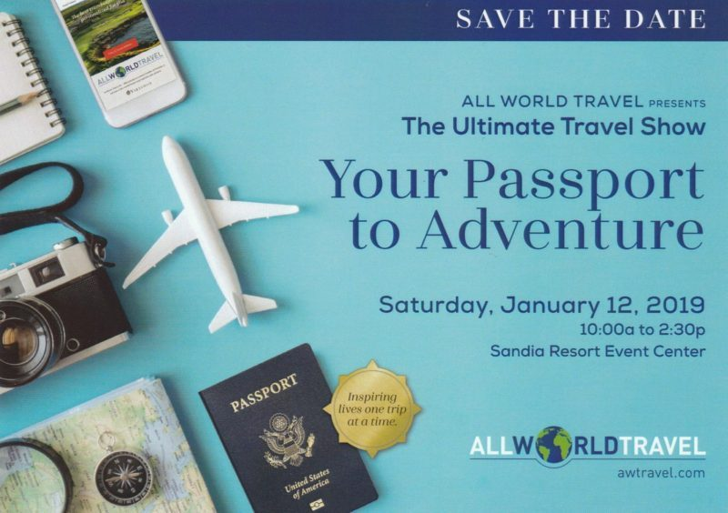 Your Passport to Adventure - All World Travel