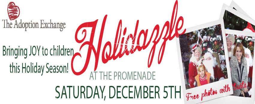 Holidazzle 2015 banner