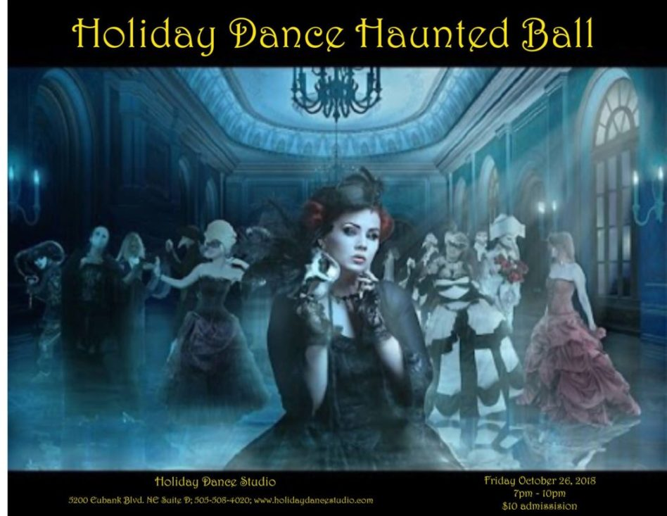 haunted ball